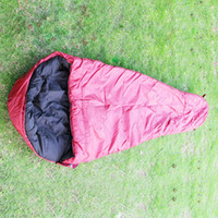 Wholesale Sleeping Bag For Camping Outdoor Hiking Product Multi Seasons
