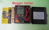 Wholesale megger insulation tester BM3548insulation resistance testerdigital multimeter and megger combo
