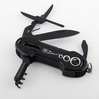 11 in 1 Multi Function Saber Stainless Steel Multi- Tool Knif...