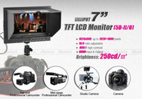 Wholesale Lilliput quot TFT LCD Monitor Viewfinder D II O HDMI Camera monitors for Canon D Mark II PA009