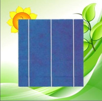 Wholesale 4W mm mm polycrystalline Solar Cell busbar total W for solar panel mini CE