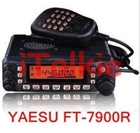 best power vhf - Dualband Mobile radio Yaesu FT R W power UHF VHF CH best for Ham FT7900R DUAL band car radio
