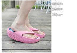 Manera de la forma arriba los zapatos de las mujeres de los deslizadores de la playa del caramelo Venta verano sandalias casuales color mezclado # 1814