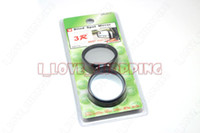 Wholesale 50 pairs black Rearview Mirror Car Blind Spot Mirror Blind Mirrors Car Spot Wide Angle View Black