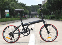 Wholesale inch Rambler folding bicycle portable highway vehicle variable speed