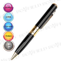 Wholesale Mini Spy Pen Camera HD DVR Hidden Spy Pen x960 Card Slot Micro SD GB SS107568