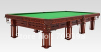 Wholesale world competition snooker table
