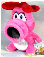NEW SUPER MARIO BROS. Mario Party Birdo PLUSH TOY DOLL 7 inc...