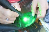 Burn partidos, fuerte poder punteros láser verde 4000 MW fuerte potencia del láser verde, fósforos de la quemadura