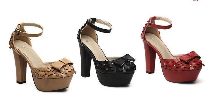 High Heels shoes Platform Dress Shoes Women s Sandals Shoes.FD671