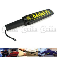 Wholesale finder explorer Professional Portable Hand Held Super Scanner Metal Detector SS105982