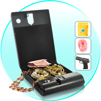 Cheap Fingerprint Access Safe - Executive Biometric Security