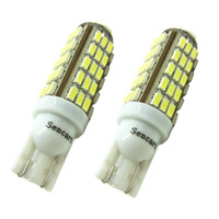 Wholesale T10 LED W V Lumen x3020 SMD LED Car White Light Bulb