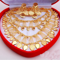 Wholesale Bride suit wedding accessories photo props leaves Necklace Bracelet Earrings beads jewelry Set