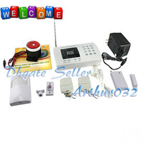 Wholesale Lowest Price Wireless Intelligent Home Security Protection Burglar Alarm System With Auto Dialing