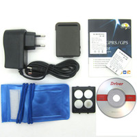 Wholesale 3PCS Spy mini gps tracker device global smallest GPS tracking device from Xexun TK102