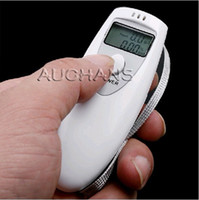 Wholesale 10pcs New brand digital breath alcohol tester