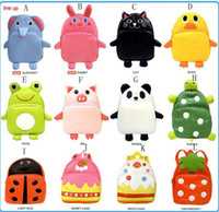 Wholesale Cute Kids School Bag baby bag Children s backpacks Kids Schoolbag pu leather nursery bag