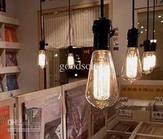 loft edison pendant lamp edison light bulb edsion industrier lampedison pendant lighting