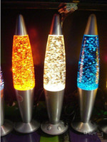 Wholesale lights quot Illuminant lamp lava lamps color cycling light for home decoration amp Bar Restaurants