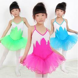 Wholesale Children s Latin Salsa Ballroom Dance Dress Girls Dancewear