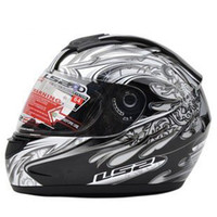 Wholesale LS2 FF350 motorcycle helmet open face helmet ABS material full face helmet