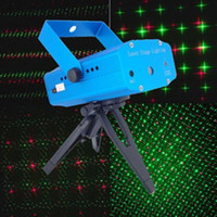 Wholesale New arrival Sound Control Laser Stage Party Light portable laser light show LB C