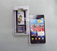 Wholesale For Samsung Galaxy s2 case Free DHL Phone Booth design Hard case for samsung Galaxy S2 i9100 Who