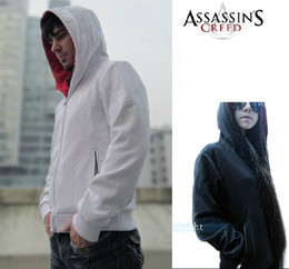 Wholesale Assassin s Creed Desmond Miles Coat Cosplay Costume Hoodie