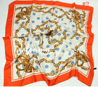 Wholesale 2012 Hot Selling colors Women s Twill point silk towel scarf greitshop