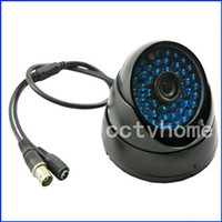CCD Indoor 48 LED 4X High Resolution security 600TVL Sony CCD 48 IR Day Night Outdoor Color Camera