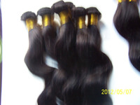 Wholesale Hot sell Brazilian Hair Weft Remy Human extensions g pc