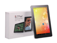 10.2 android tablet - 10 quot Z102 GPS Android Tablet PC Zenithink ZT280 Cortex A9 GHz MB DDR3 GB HDMI WiFi