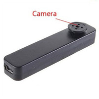 Wholesale built in GB button spy DV video camera button hidden mini camera drop shipping retail