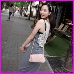 Wholesale 2012 New Cotton Maternity Dresses With Lace Flower Maternity Skirts Sleeveless One Piece Dress BB32B