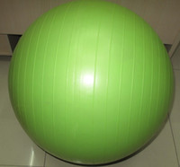 Wholesale New Pilates Yoga Fitness Exercise Sculpting Ball amp Air Pump cm quot Green