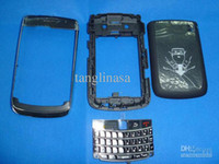 Wholesale For BB Shell Cheap Black Shell BB9700 White Shell The Battery Cover BB9700 Button Tool