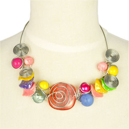 mixed style necklace,hot selling in Australia.NL-1816