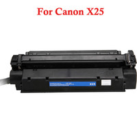 Wholesale Toner Cartridges For Canon X25 Plastic Shell Black