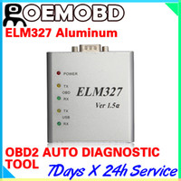 Wholesale ELM V USB CAN BUS Scanner ELM327 Auto Diagnostic Software Great Promotion On Dhgate