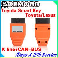 Wholesale Toyota Smart Keymaker OBD Key programmer for Toyota