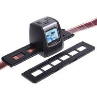Wholesale HOT MP Digital Film Scanner Converter mm USB LCD Slide Film Negative Photo Scanner quot TFT