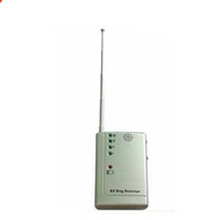 Wholesale spy RF SIGNAL DETECTOR WIRELESS singal FINDER Bug Detector dhl