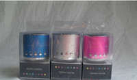 Wholesale 8 colors Mini Multimedia Portable speaker Micro SD Dard Speaker portable mini speaker