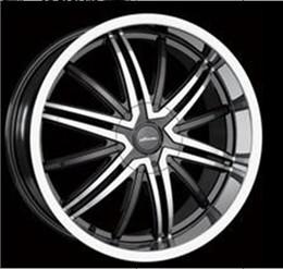 Wholesale aluminum wheel rim set drift aluminum wheel universal car model applicable Free DHL shipping