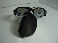 Wholesale Sport Sun glasses Headset GB GB Sunglasses Mp3 Player with retail box