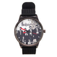 Wholesale Fashion Design Cool beatles Black Silicone Watches Mixed order New Wrist Watch Hot