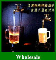 Wholesale Cheap Sales Faucet LED Lights Lamp Cup Light Multi Color Water Magic Floating Flow