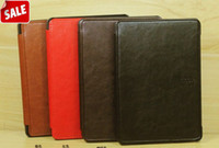 Wholesale Original Smooth Top Quality PU Leather Case Cover Folio for Ebook Reader Pouch for Amazon Kindle