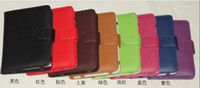Wholesale NEWEST PU Leather Cover Case Pouch for Amazon Kindle elite e reader E Book colors factory price